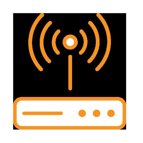 WiFi 1Gb Fiber Line